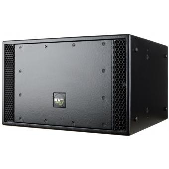 KV2 Audio ESD1.10  Subwoofer Compact Pasiv (ESD CUBE)