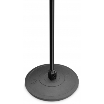 Gravity MS 23 XLR B Microphone Stand with XLR Connector and Gooseneck #6