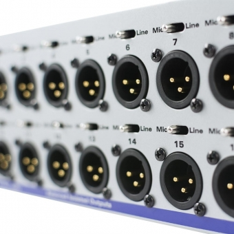 Audio Press Box APB-116-R #4