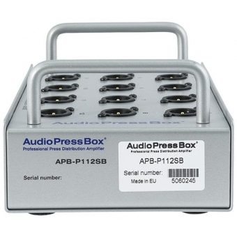 Audio Press Box APB-P112 SB #2