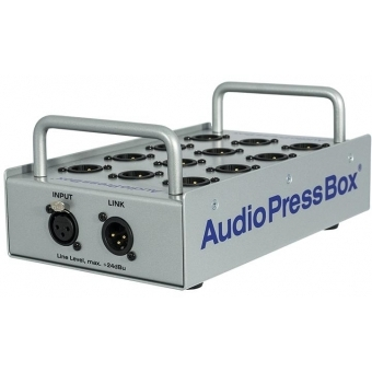 Audio Press Box APB-P112 SB #5