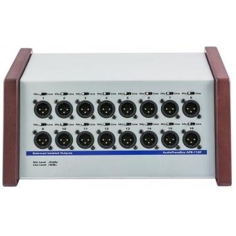 Audio Press Box APB-116-P #2