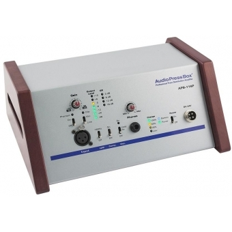 Audio Press Box APB-116-P
