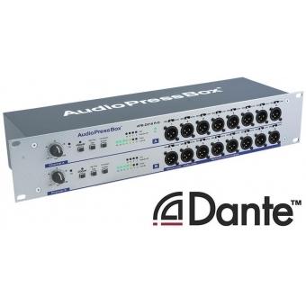 Audio Press Box APB-D216 R-D #4