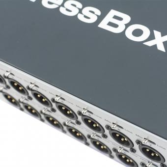 Audio Press Box APB-D216 R-D #6