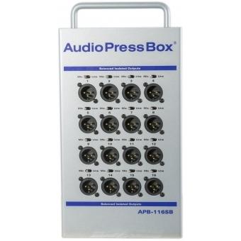 Audio Press Box APB-116 SB #2