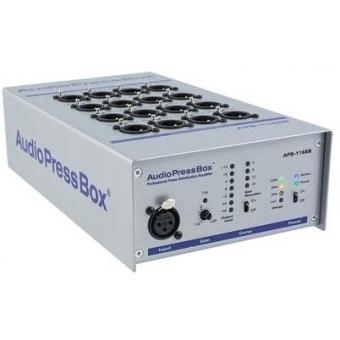 Audio Press Box APB-116 SB