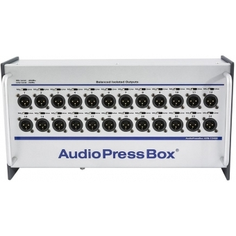 Audio Press Box APB-124 SB #2