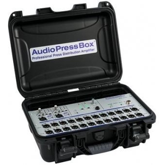 Audio Press Box APB-224 C