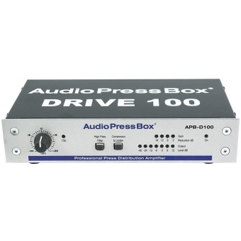 Audio Press Box APB-D100 #5