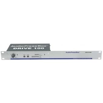 Audio Press Box APB-D100 R