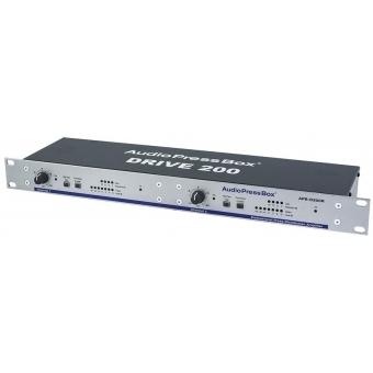 AudioPressBox APB-D200 R