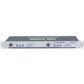 Audio Press Box APB-D200 R-D #2