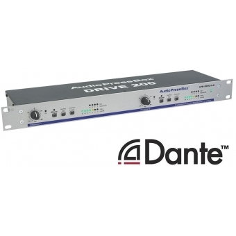 Audio Press Box APB-D200 R-D #3