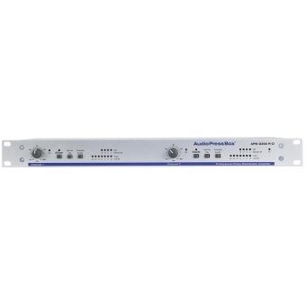 Audio Press Box APB-D200 R-D #4