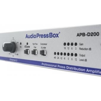 Audio Press Box APB-D200 R-D #5