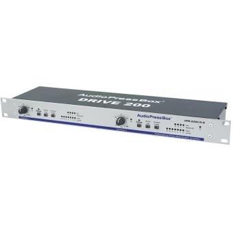 Audio Press Box APB-D200 R-D