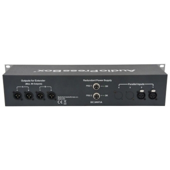 Audio Press Box APB-208 R-RPS #4