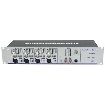 Audio Press Box APB-400 R-RPS