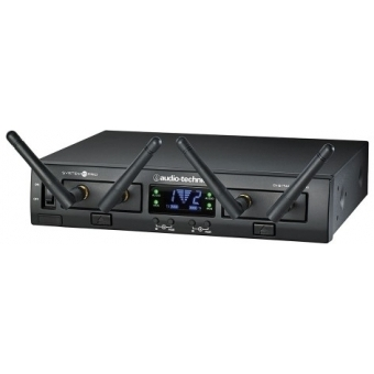 System 10 Pro Dual Channel Receiver