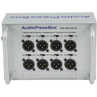Audio Press Box APB-008 SB-EX #2