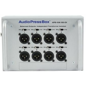 Audio Press Box APB-008 SB-EX #4