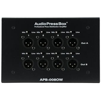 Audio Press Box APB-008 OW-EX #7