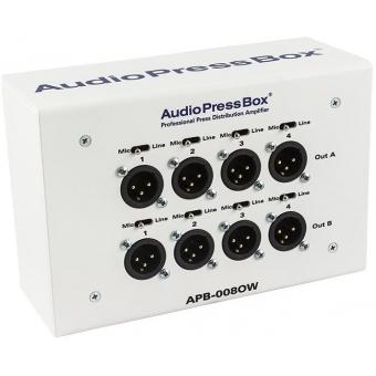 Audio Press Box APB-008 OW-EX