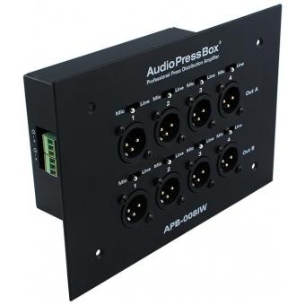 Audio Press Box APB-008 IW-EX #2