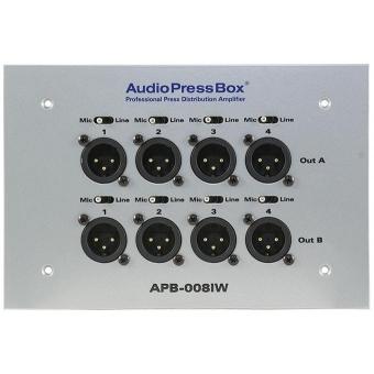 Audio Press Box APB-008 IW-EX #3