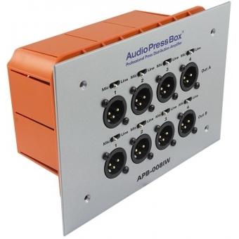 Audio Press Box APB-008 IW-EX #4