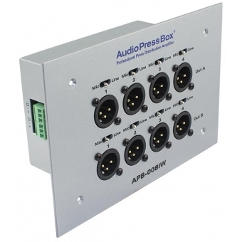 Audio Press Box APB-008 IW-EX