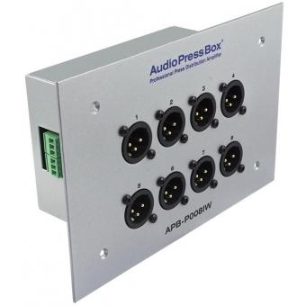Audio Press Box APB-P008 IW-EX #2