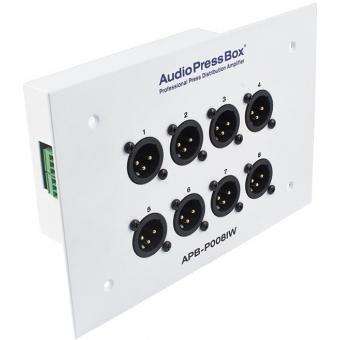 Audio Press Box APB-P008 IW-EX #3