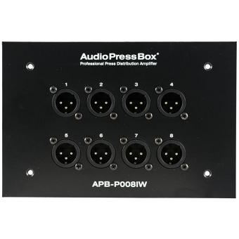 Audio Press Box APB-P008 IW-EX #4