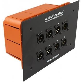 Audio Press Box APB-P008 IW-EX #7