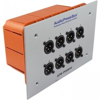 Audio Press Box APB-P008 IW-EX #8
