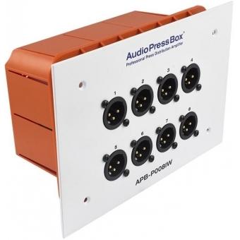 Audio Press Box APB-P008 IW-EX #9