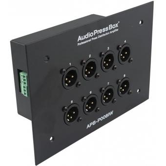 Audio Press Box APB-P008 IW-EX