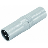 NEUTRIK Adapter XLR(M)/XLR(M) NA3MM
