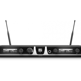 Sistem wireless microfon cu headset si microfon de mana LD Systems U 506 HBH 2 #2