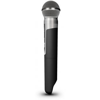 Sistem wireless microfon cu headset si microfon de mana LD Systems U 506 HBH 2 #9