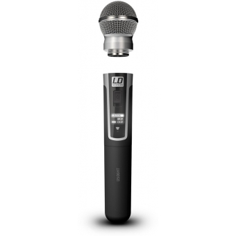 Sistem wireless microfon cu headset si microfon de mana LD Systems U 506 HBH 2 #10