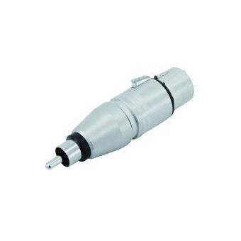 NEUTRIK Adapter XLR(F)/RCA(M) NA2FPMM #2