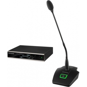 Sennheiser SpeechLine Digital Wireless Tablestand Set SL TS 133 GN