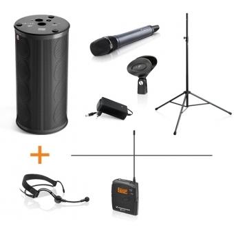 KOLIBRI 360 PREMIUM Sistem profesional de sunet