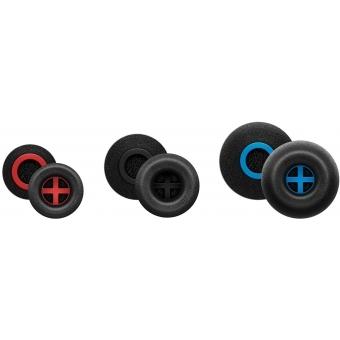 Sennheiser Silicone ear adapter S,M,L