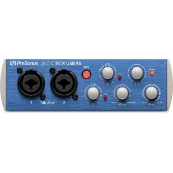 Interfata audio Presonus AudioBox USB 96 #3