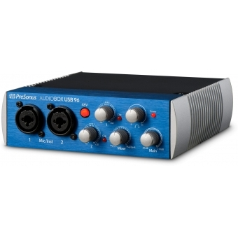 Interfata audio Presonus AudioBox USB 96