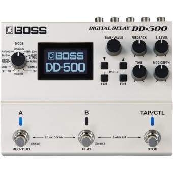 BOSS DD-500 Digital delay #2